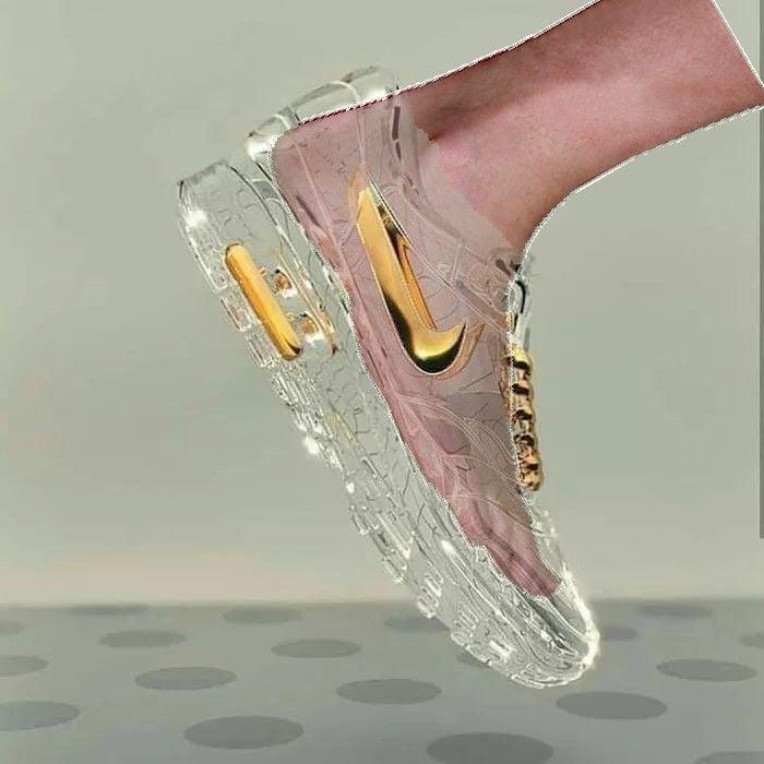 Wow, Nike air max 97 transparent