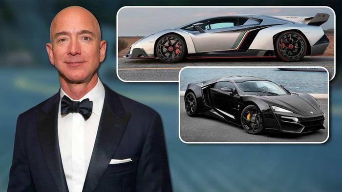 Jeff Bezos Car As A Billionaire In 1999 9gag