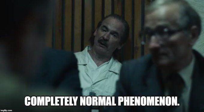 Completely normal phenomenon - 9GAG